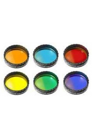 "Color Filter-Set Moon and Planetary (6 colors) Baader Color Filter-Set 2"" Moon and Planetary (6 colors)"