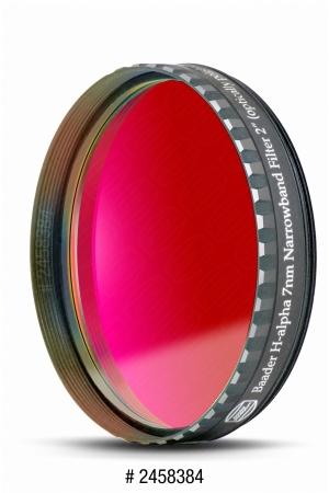 """Baader H-alpha 7nm CCD Narrowband-Filter 1¼"""""""