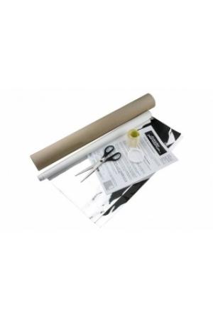 AstroSolar Safety Folie 5.0 Visuel 20x30cm und 100x50cm AstroSolar Safety Folie 5.0 Visuel 50x100cm
