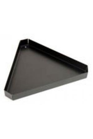 VIXEN Dreieck-Ablageplatte schwarz