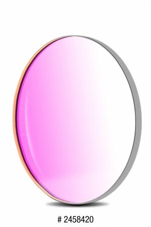 Klarglasfilter 50.4 x 3mm (für Fokussierung/Staubschutz)