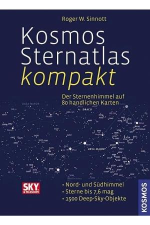 Kosmos Sternatlas kompakt, Roger W. Sinnott