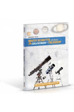 Erste Schritte mit meinem Celestron Teleskop