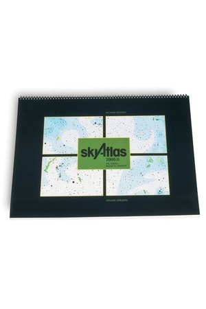 Sky Atlas 2000.0 Deluxe Laminiert