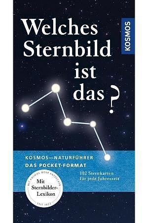 Kosmos Basic Welches Sternbild ist das?