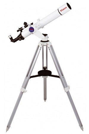 Vixen Teleskop PORTA II-A80Mf Set mit Stativ