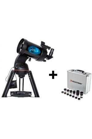 """Celestron AstroFi 5"""" SC + Okular-Kit"""