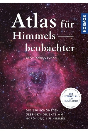 Atlas für Himmelsbeobachter. Erich Karkoschka - Kosmos