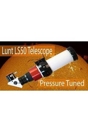 Lunt LS 50THa/B400PT H-Aplha Solare Telescope